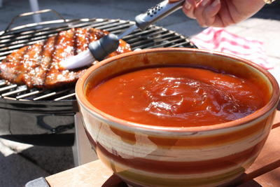Texas Barbecue Sauce