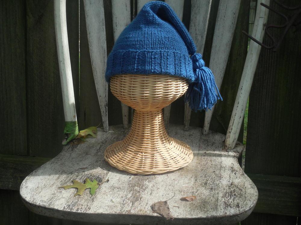 French Trapper Knit Hat Allfreeknitting Com