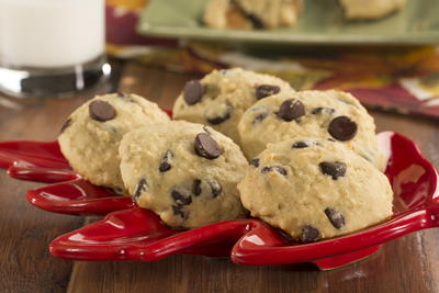 EDR Chocolate Chip Cloud Cookies
