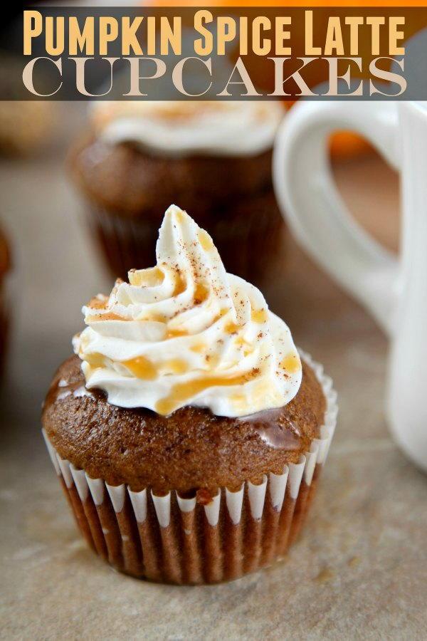 Easy Pumpkin Spice Latte Cupcakes Thebestdessertrecipes Com