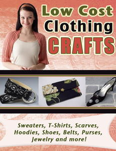 """Low Cost Clothing Crafts"" eBook"