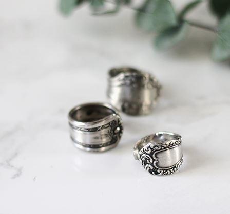 Diy Spoon Ring Allfreejewelrymaking Com