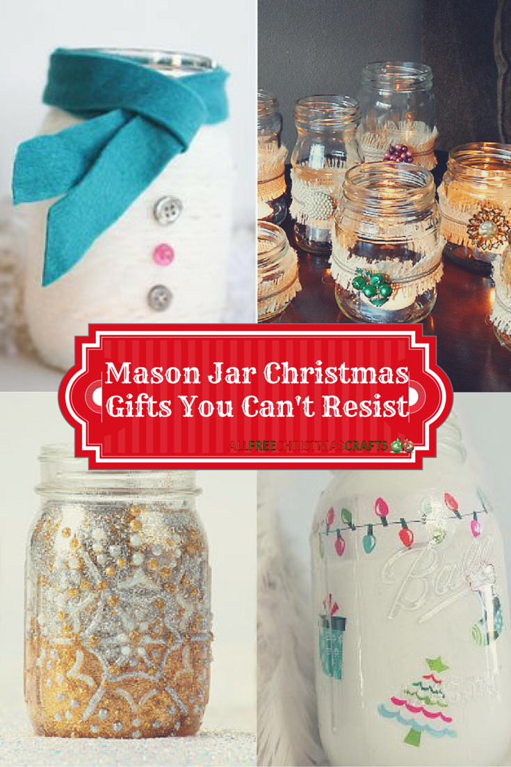 21 Mason Jar Christmas Gifts You Can 39 T Resist