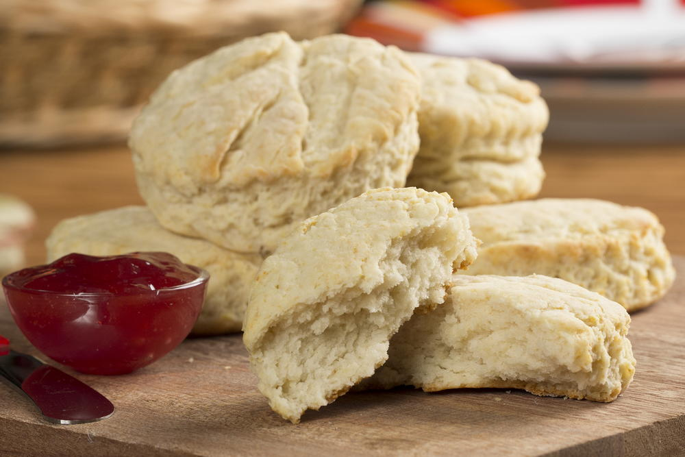 Light And Flaky Biscuits Mrfood Com