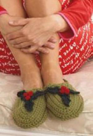 Holly Slippers