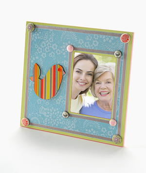 Mother's Day Bird Frame