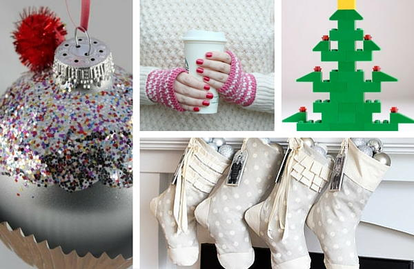 100 Simple Christmas Craft Ideas To Make This Year