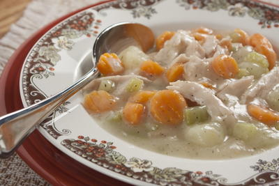 30-Minute Turkey Stew