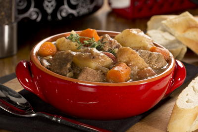 The Easiest Beef Stew Ever