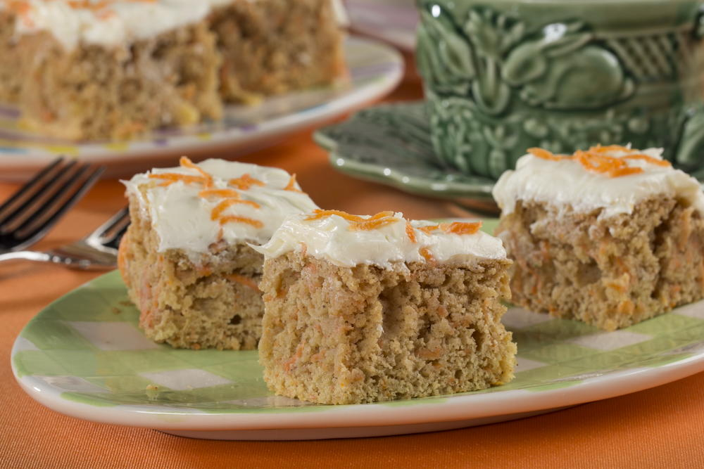Diabetic Carrot Cake Recipe - Diabetes Well Being ...
