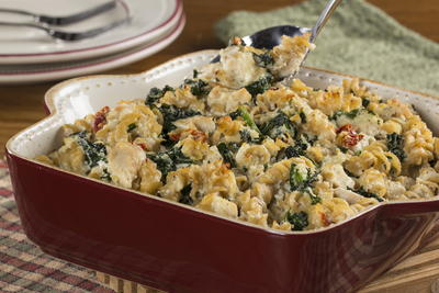 EDR Chicken and Kale Casserole