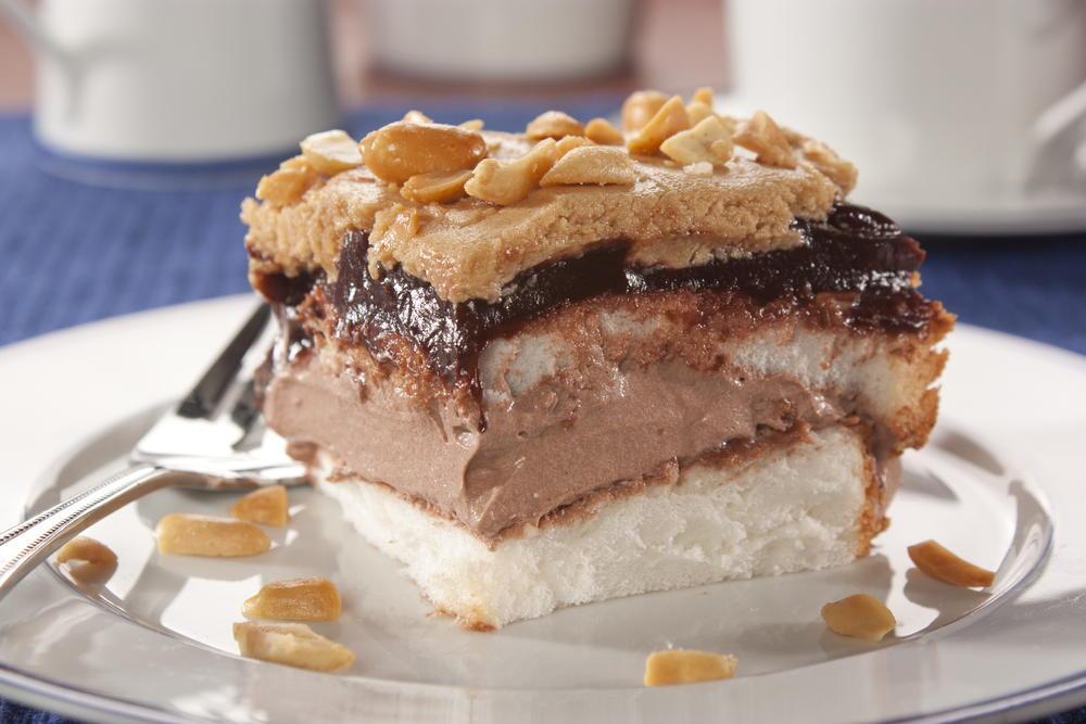 Cake Recipes Diabetics: Chocolate Peanut Butter Trifle