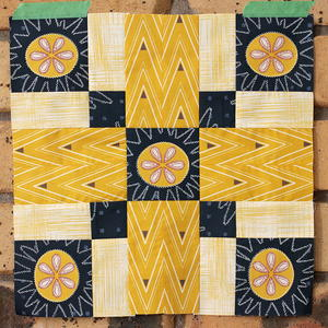 Miniature Rail Fence Quilt Pattern With Video Tutorial