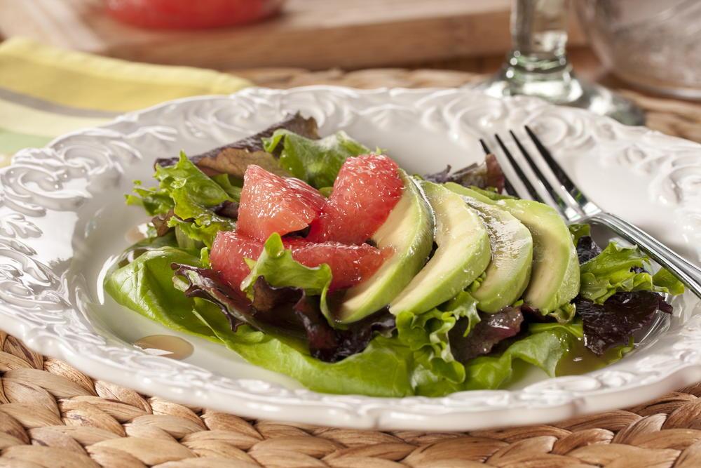 Avocado-Citrus Salad | EverydayDiabeticRecipes.com