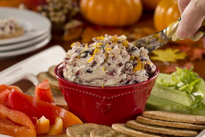 EDR Cranberry Nut Spread