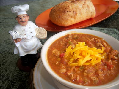 EDR Easy Turkey Chili