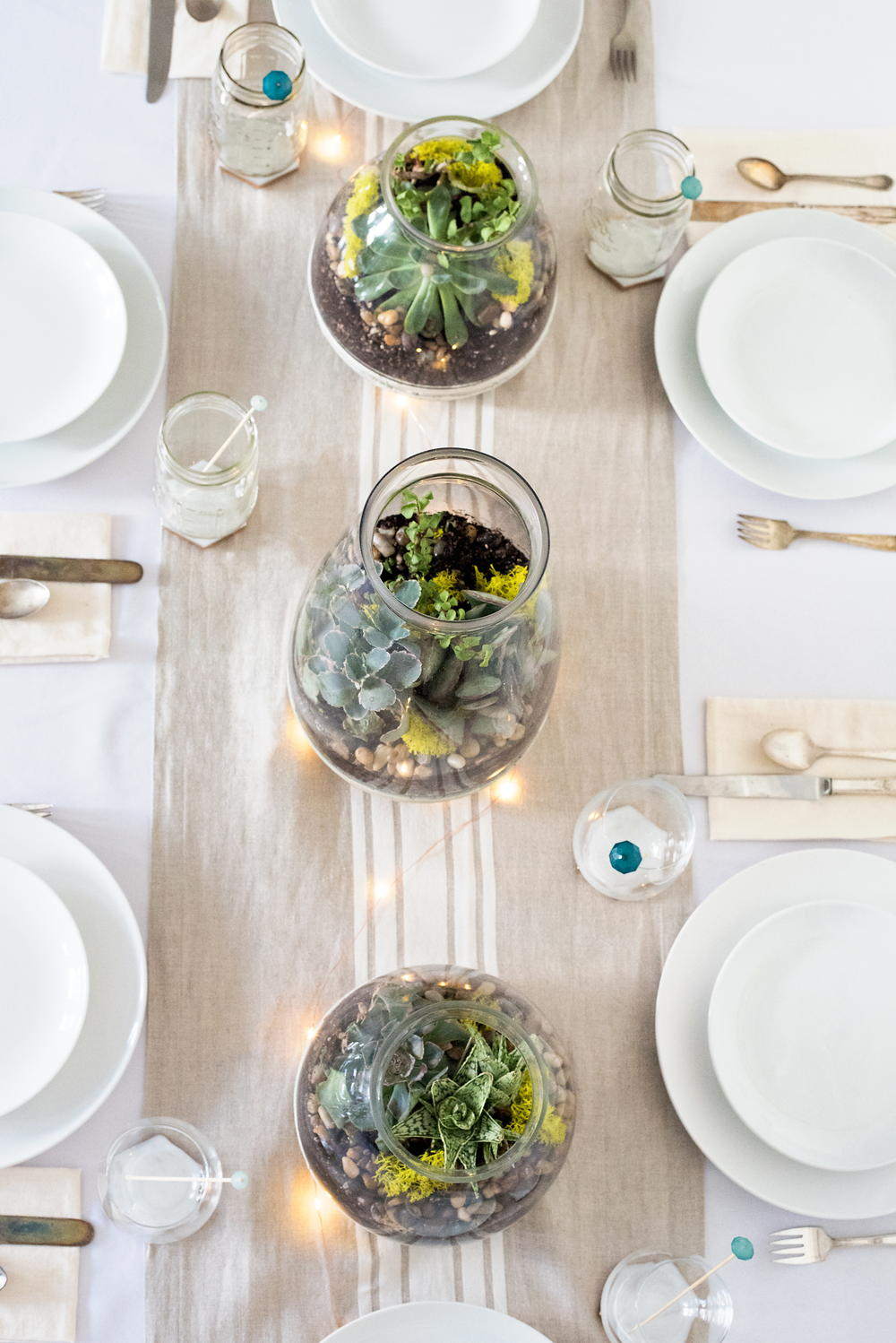 Elegant And Easy Succulent Table Centerpieces Favecrafts Com