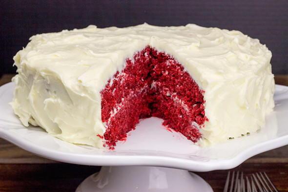 Red Velvet Cake Recipe In Pressure Cooker: Southern-Style Red Velvet Cake