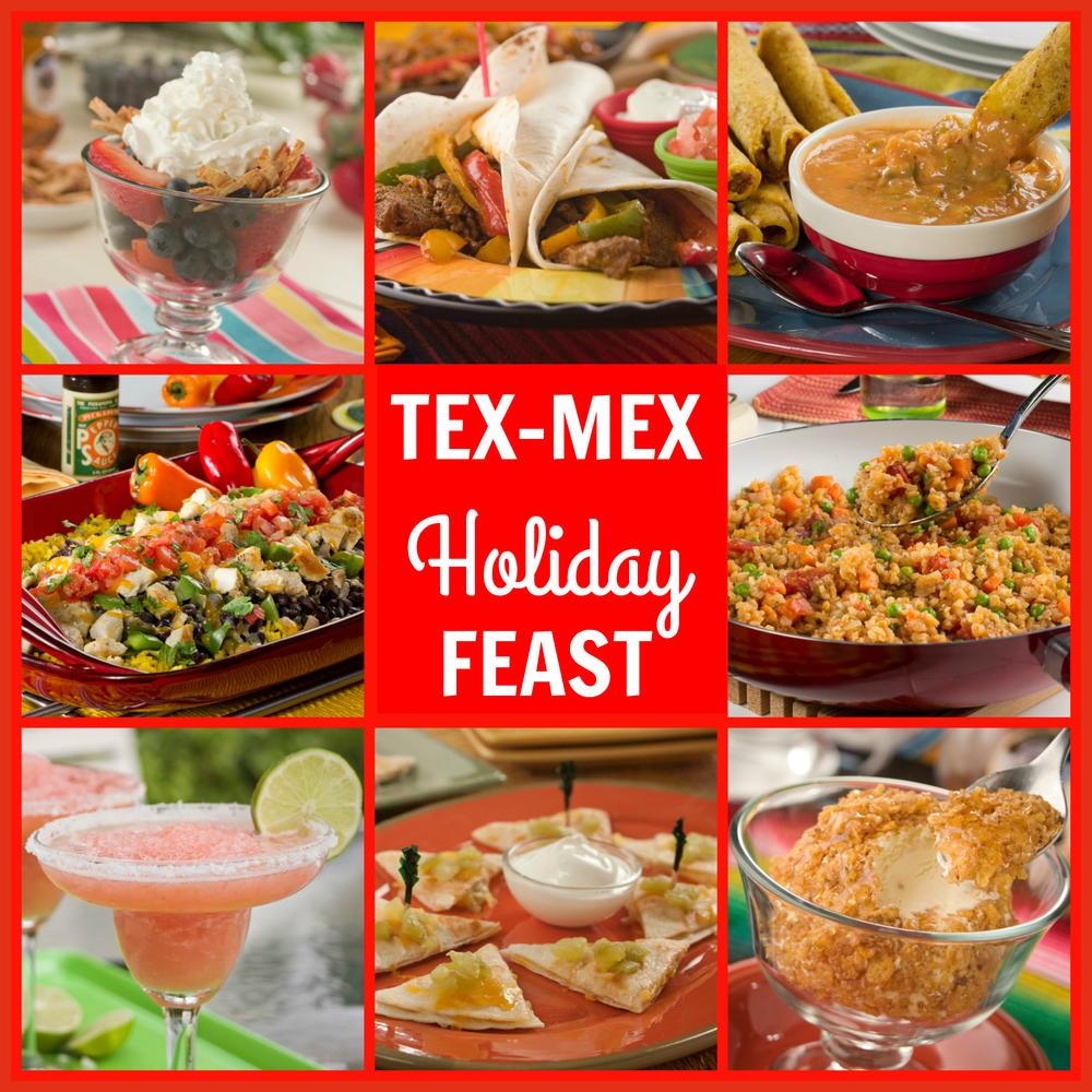 Tex Mex Holiday Feast Mrfood Com