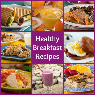 healthy breakfast recipe