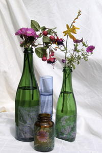 30 Things To Do With Old Wine Bottles Favecrafts Com