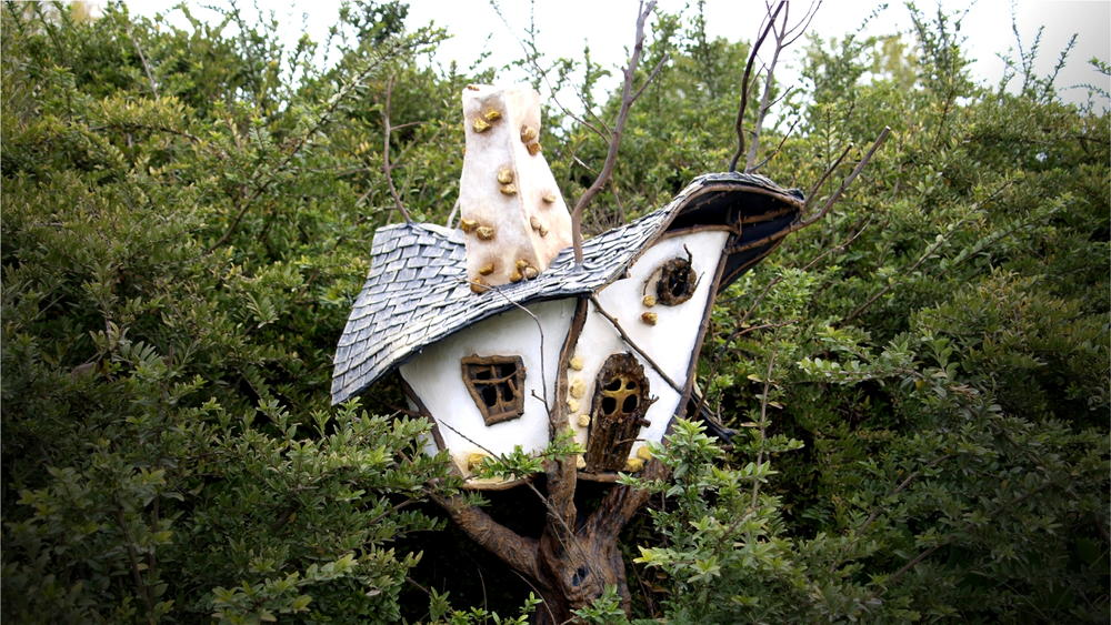 Fairy Garden Tree House Tutorial Diyideacenter Com
