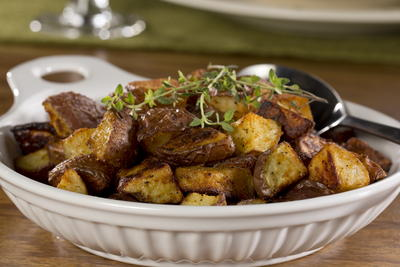 EDR Herb Roasted Potatoes