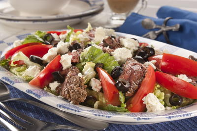 EDR Marinated Steak Salad