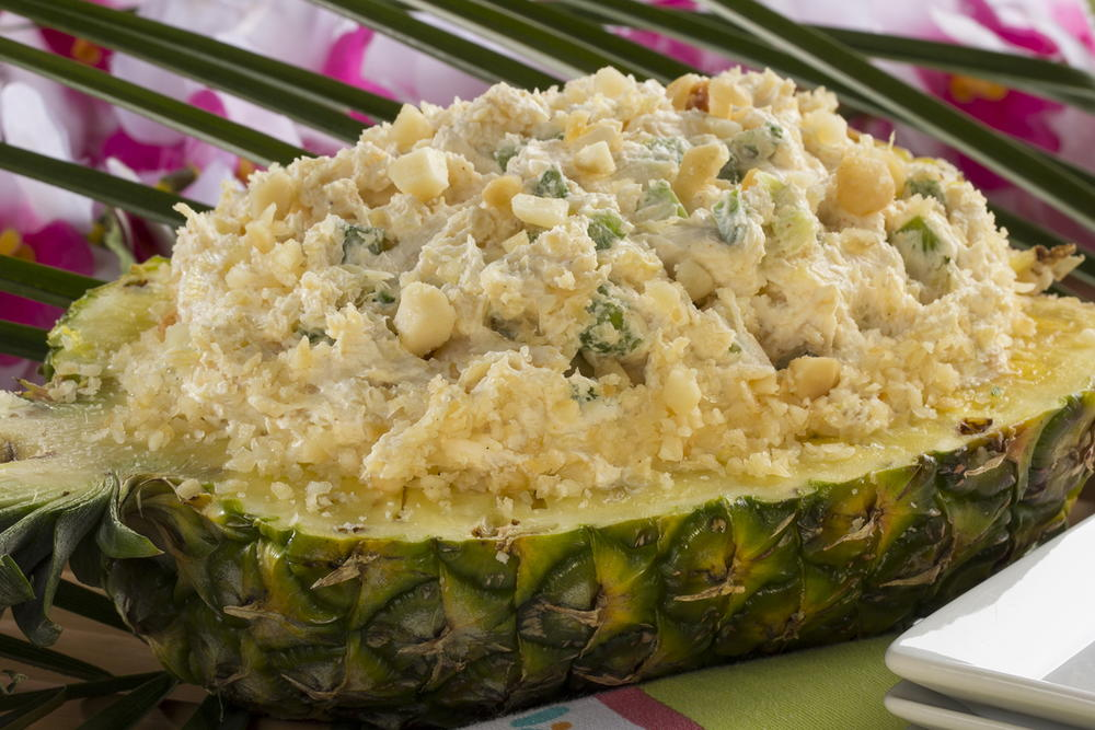 Hawaiian Cheese Dip Mrfood Com