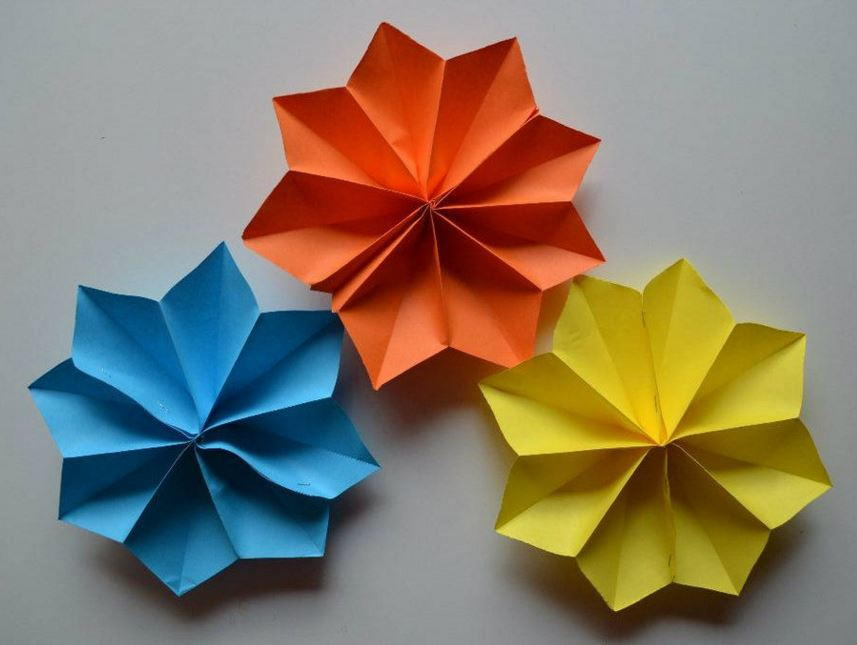 Paper Star Diy Party Decorations