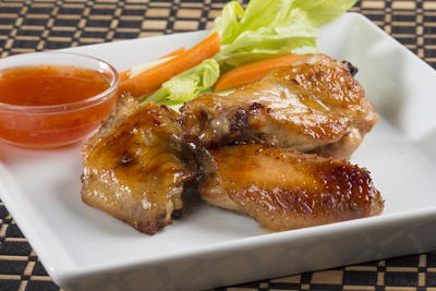 Terrific Teriyaki Wings