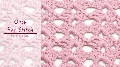 100+ Easy Open Weave Crochet Stitch – yasminroohi