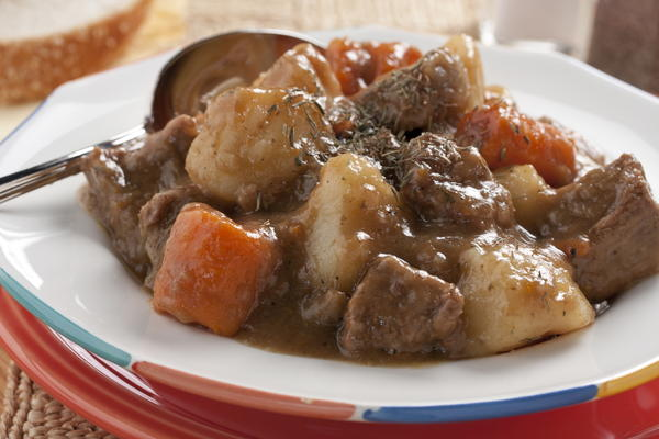 how to cook beef chunks for stew