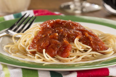 Pasta Sauce in a Jiffy