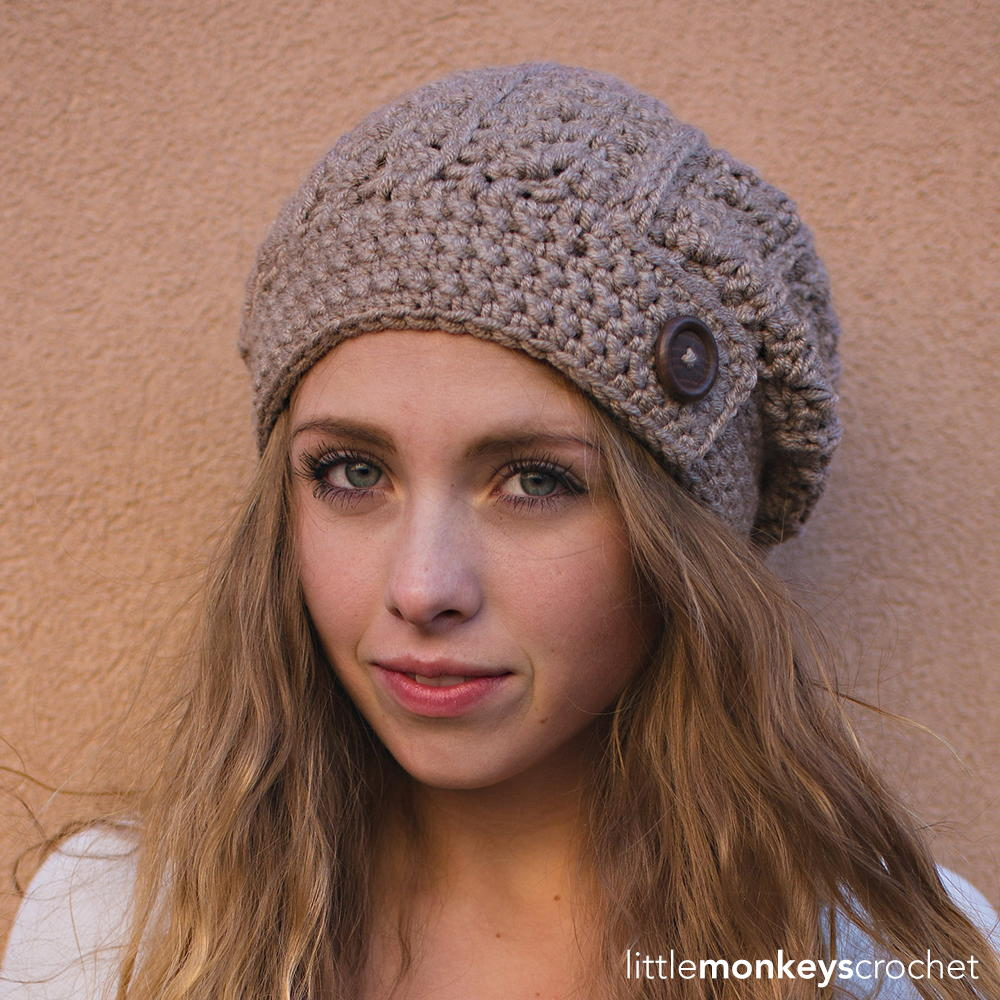 Rustic Slouch Hat  eba1be6cf81