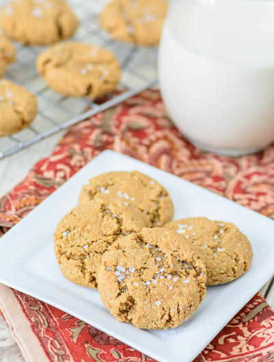 Gluten Free Ginger Cookies | RecipeLion.com