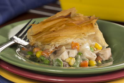 EDR Turkey Pot Pie