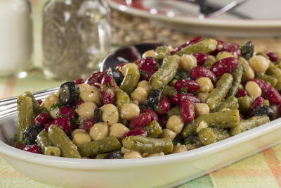 Southern Three-Bean Salad