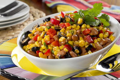 South-of-the-Border Corn Salad