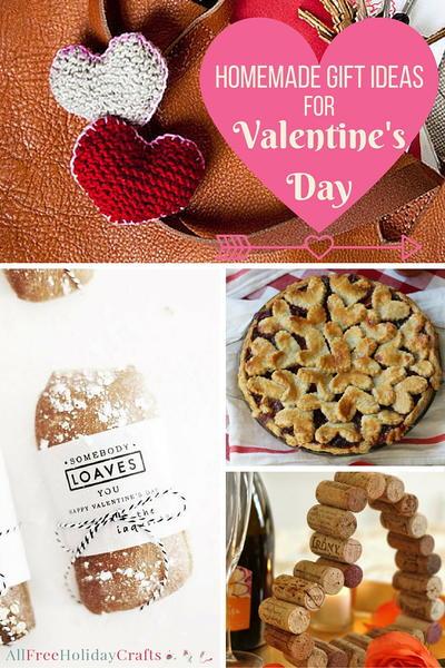 Romantic homemade gift ideas