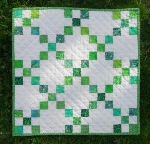 Mystical Moors Irish Chain Quilt Favequilts Com