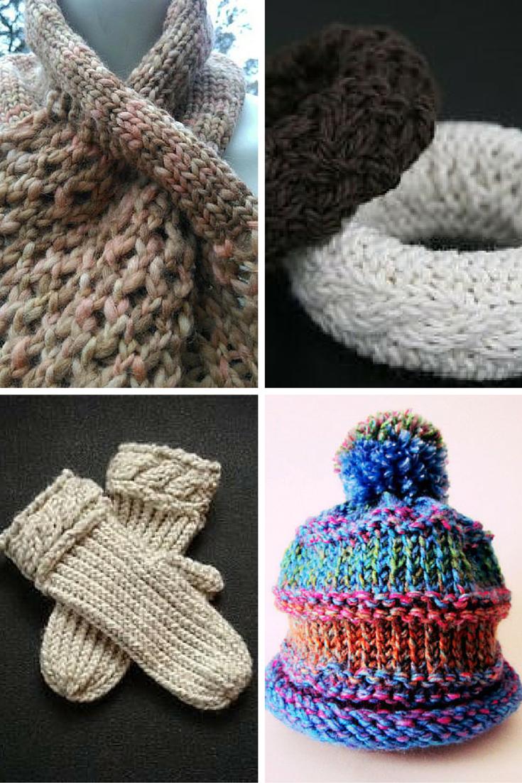 Knitting with a Loom Basics AllFreeKnitting.com
