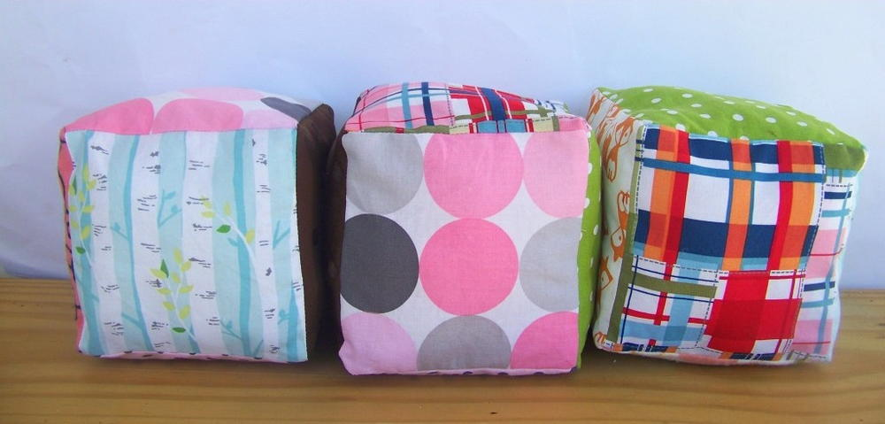 Fabric Baby Blocks Sewing Pattern Allfreesewing Com
