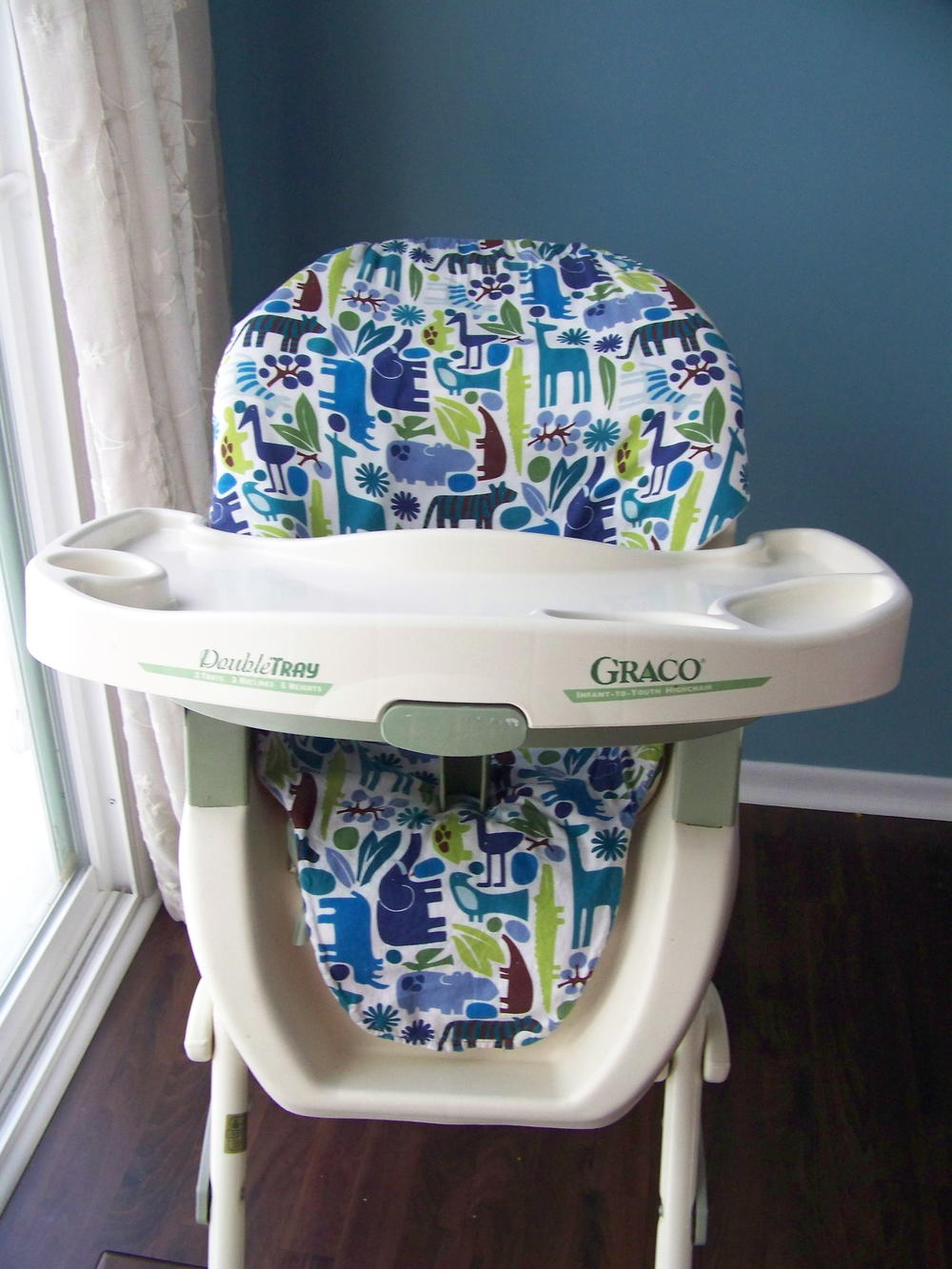High Chair Cover Sewing Pattern Allfreesewing Com