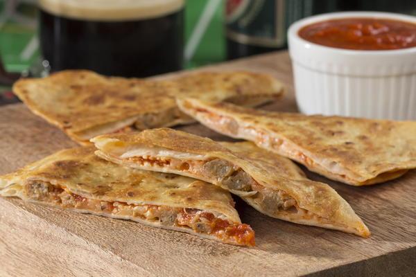 Party Pizzadillas | MrFood.com