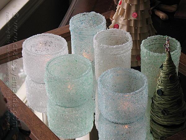 Epsom Salt Luminaries Allfreechristmascrafts Com