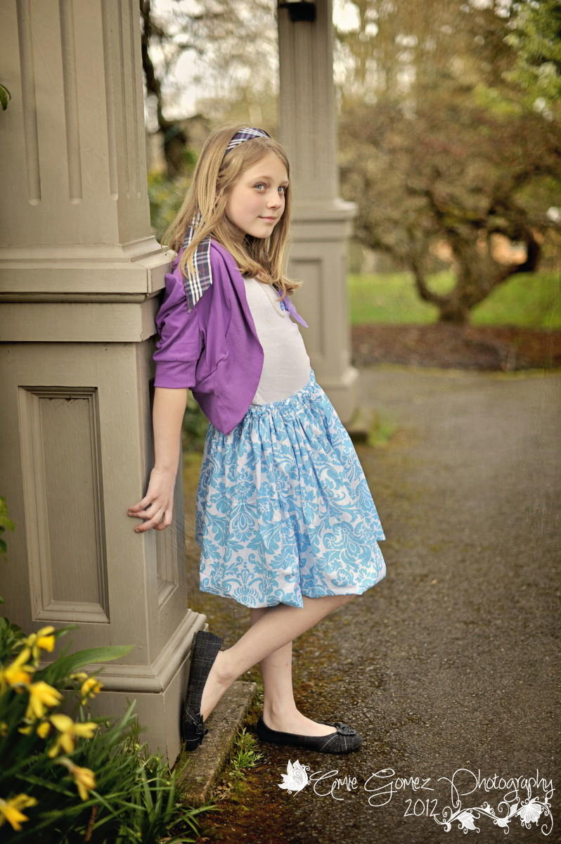 Bubble Skirt Sewing Pattern Allfreesewing Com