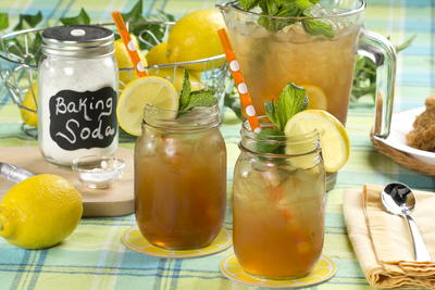 Secret Ingredient Iced Tea
