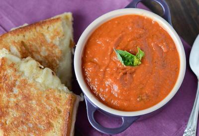 Panera Copycat Creamy Tomato Soup