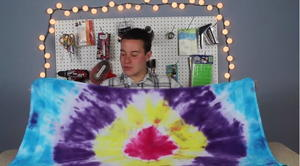 tie dye step by step instructions